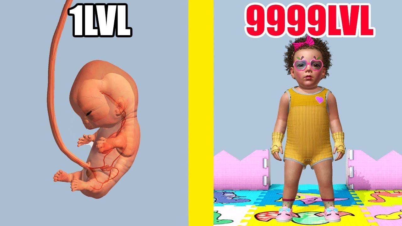 Download 9 Months - MAX LEVEL BABY EVOLUTION!
