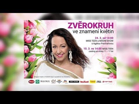 Olympia Olomouc - Miss teen a Módní show