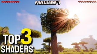ToP 3 Shaders - Minecraft PE 1.15.0.51 -  1.14.30.51 - 1.14.25.1 Top 3 Mejores shaders Mcpe download