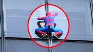 8 Spider-Man Reales