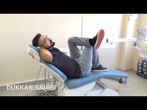 Diş Ünitlerinde Hastalar