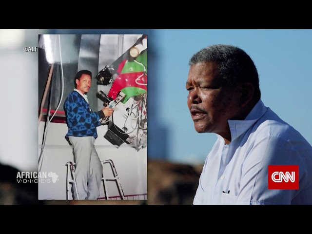 CNN International African Voices - Fred Marang