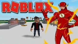 Roblox - A Fábrica do Flash ( The Flash Tycoon )