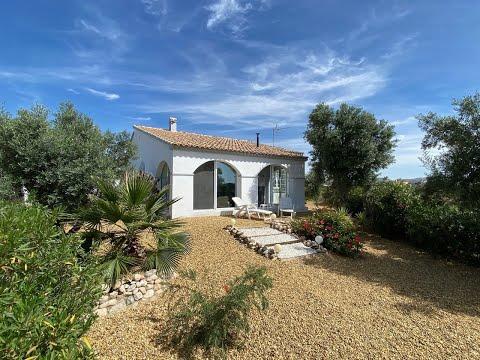 SOLD! Spanish Property Choice Video Property Tour - Villa A1167 Albox, Almeria, Spain. 145,000€