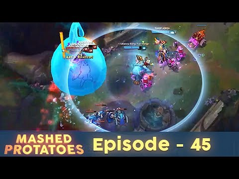 League of Legends Highlights (Mashed 45)