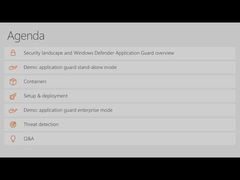 Windows Defender Application Guard making Microsoft Edge the world's most secure browser - BRK2081