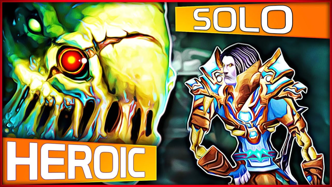S Pens Solo Heroic - Burning Crusade Classic - 1 Hour with Frost
