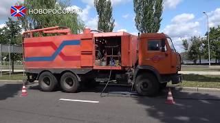 Последствия непогоды в ДНР