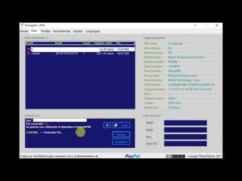 Wi-Fi Hacker | Dumpper v90.6 | Tutorial