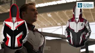 Avengers Endgame Jacket | Quantum Realm Collection