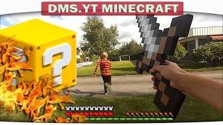 ч.19 Сам не понимаю как, так!!! - Minecraft Lucky Sky Wars