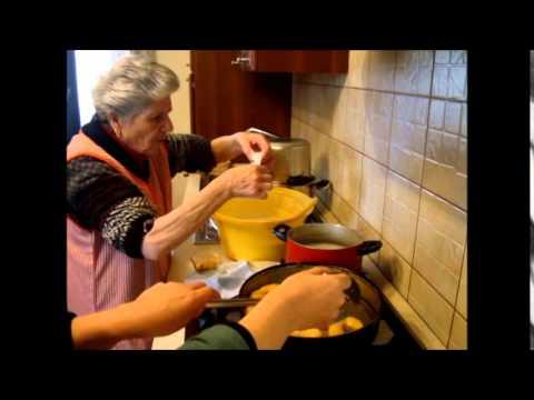 Lenola Borgo - La ricetta delle ZEPPOLE DI NATALE