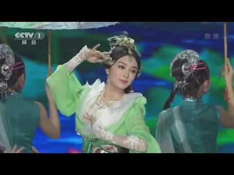 """Múa """"Quốc sắc thiên hương"""" (Tứ đại mỹ nhân) - Tần Lam, Đồng Lệ Á, Mã Tô, Vương Lệ Khôn"""