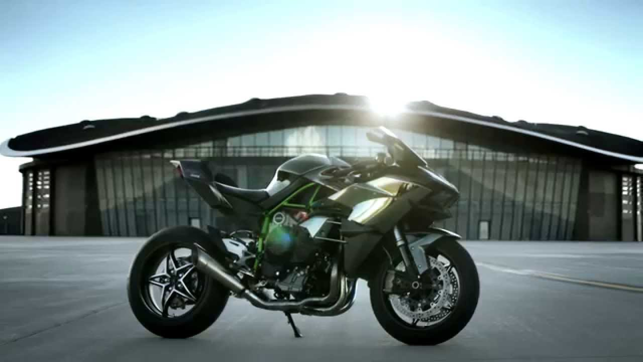2015 Ninja H2r Promotion Video Youtube