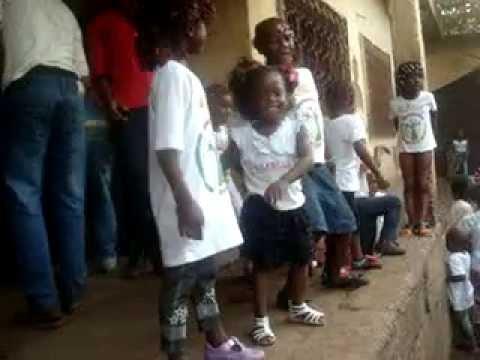 Baobab School firar 7 år