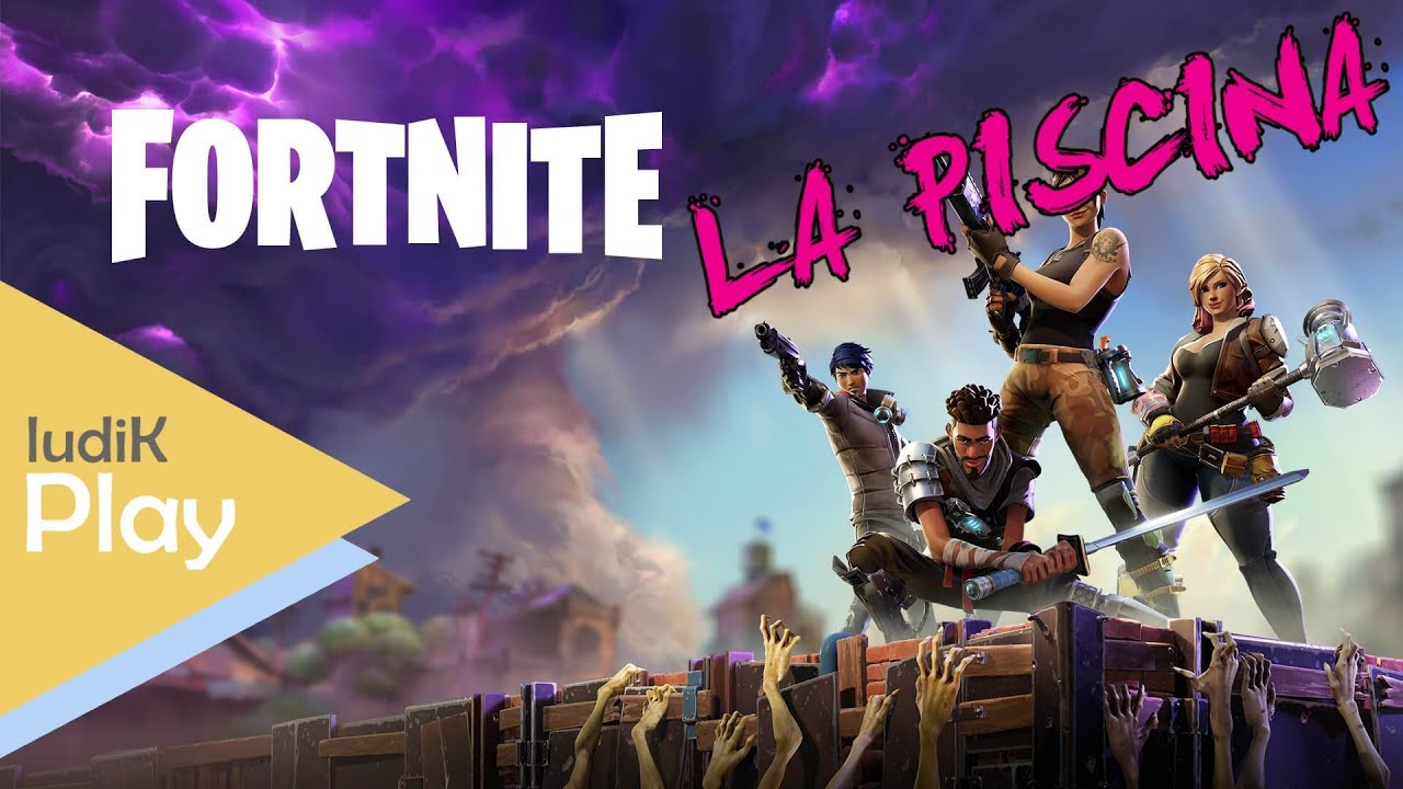 LA PISCINA | FORTNITE | Gameplay español