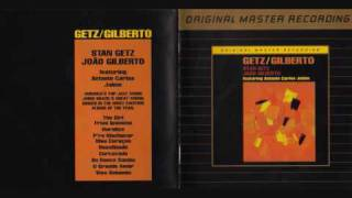 Stan Getz Joao Gilberto The Girl From Ipanema