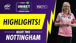 Night 2 Highlights | Nottingham | 2020 Unibet Premier League