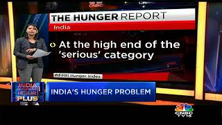 Global Hunger Index: India Ranks 100th Out Of 119 Nations