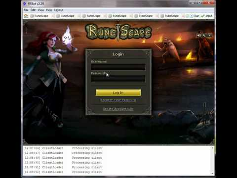 Runescape Bot, Rs Bots All Scripts Free Download, Premium And Paied Scripts