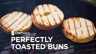 ChefSteps Tips & Tricks: Perfectly Toasted Buns