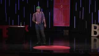 3D Ocean Farming -The Least Deadliest Catch: Bren Smith at TEDxBermuda 2013