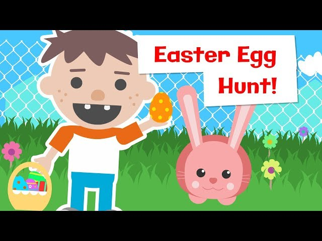 Lets Go Easter Egg Hunting, Roys Bedoys! - Read Aloud Childrens Books
