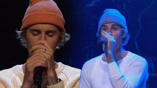 Justin Bieber Gets EMOTIONAL During 'Saturday Night Live' Performances