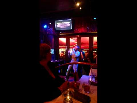 Jimmy Strandberg karaoke signed sealed delivered
