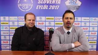 Business Cup 2017 Bahar Sezonu / Yörsan / Çetin Keşikçi & Murat Tuğut