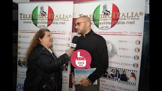 TeleVideoItalia.de ~ Intervista ad Andrea Zeta ~ Pforzheim 2019