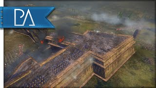 HOLD THE WALLS - Napoleon Total War Gameplay