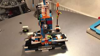 Lego Boost 17101 (Auto Builder) Teil1