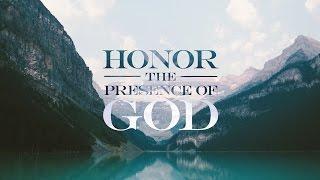 Honor the Presence of God - Ricky Sarthou
