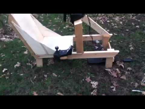SWEET Homemade gaming chair YouTube