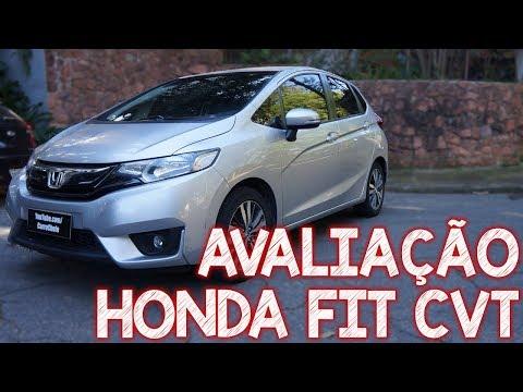 Avaliação Honda Fit 2015 CVT - o automático econômico e confiável da HONDA