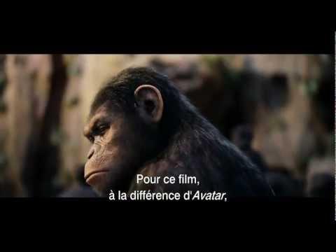 La Planète des singes : Les origines - Effets speciaux Weta poster