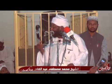 الشيخ محمد مصطفي عبد القادر تلميذي ابوبكر اداب قليل الادب مع الله thumbnail