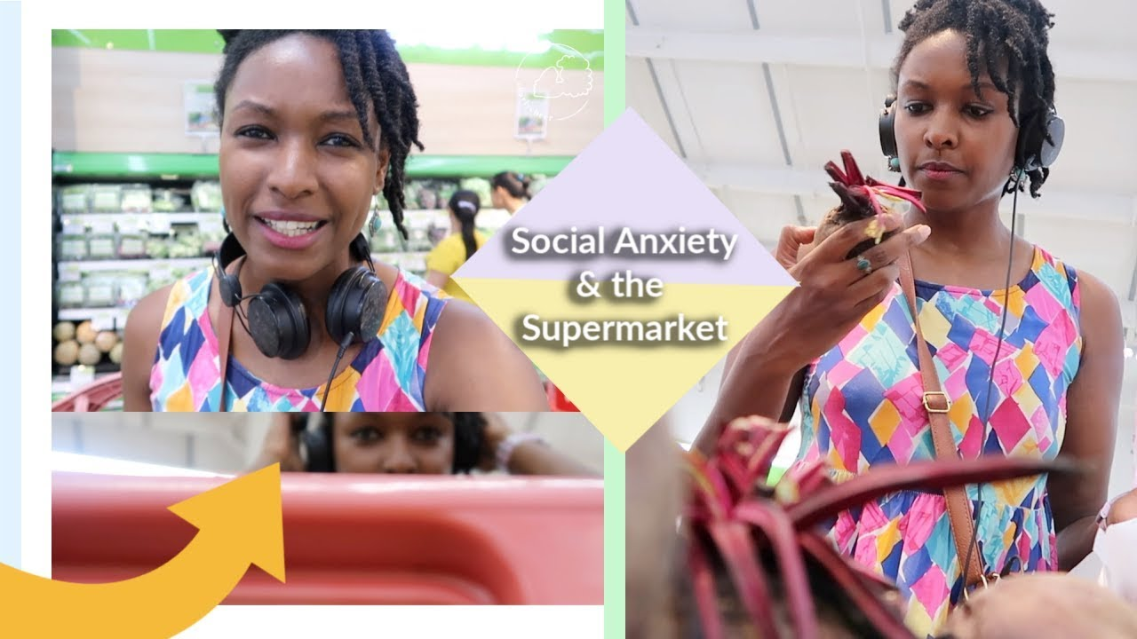 How I Go Grocery Shopping In a Foreign Country With Social Anxiety | charlycheer