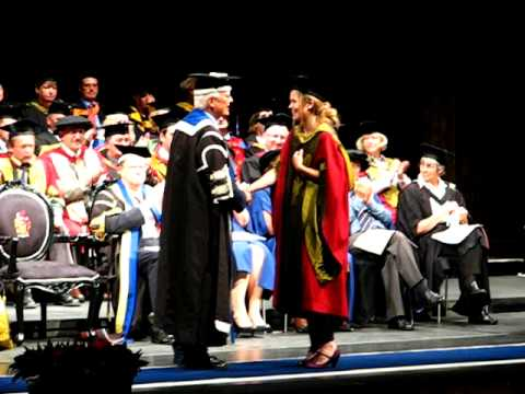 hannah moir phd graduation