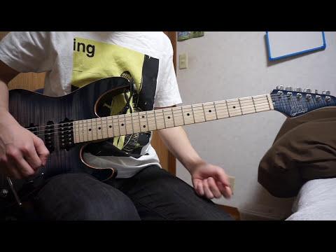 【弾いてみた】MYTH & ROID/TRAGEDY:ETERNITY ギター TABあります