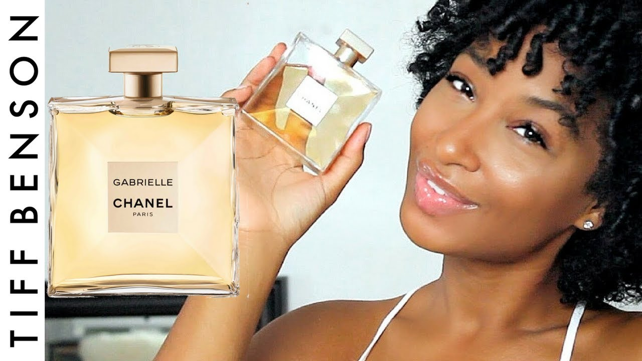 Chanel Gabrielle Perfume Review Women Fragrance Youtube