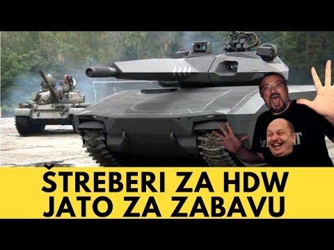 Štreberi za HDW, Jatko za Zabavu   World of Tanks Balkan thumbnail