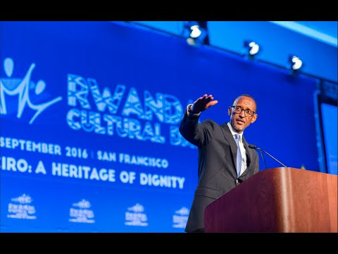 HOMOSEXUALITY IS NOT OUR PROBLEM-SAYS PRESIDENT KAGAME