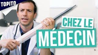 Top 33 des phrases qu'un médecin ne devrait pas sortir (feat. Benoît Blanc)