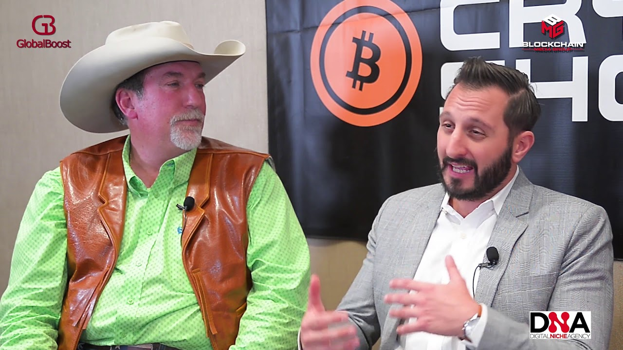 Jason Fishman from Digital Niche Agency | World Crypto Con Las Vegas