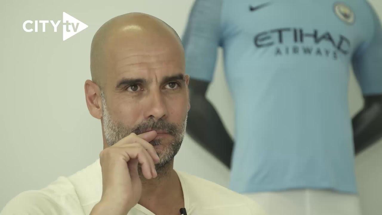 Pep Guardiola, renova con el City