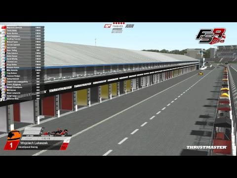 FSR 2017 Broadcasts - Thrustmaster PRO Championship Round 8: German Grand Prix