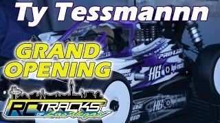 Ty Tessmann Qualifying - R/C Tracks Las Vegas Grand Opening