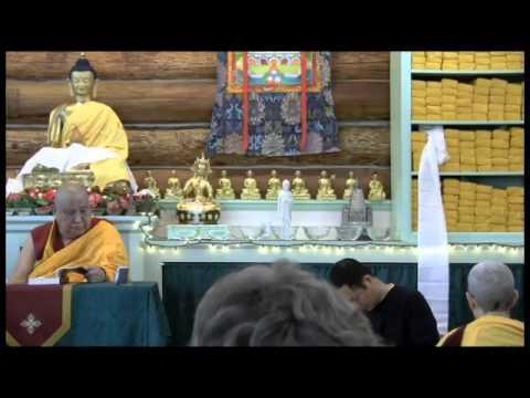 02 Shantideva's Guide to a Bodhisattva's Way of Life 2010 Khensur Wangdak Rinpoche 11-25-10